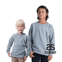 Kids & Youth Crew Jumper (Unisex)
