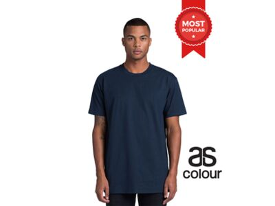 Classic Heavy Cotton Tee (Retail Quality) Thumbnail
