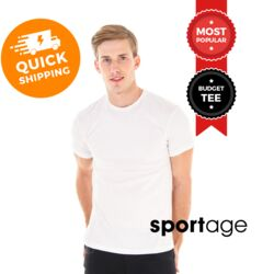 Mens/Unisex High Quality Budget Tee Thumbnail